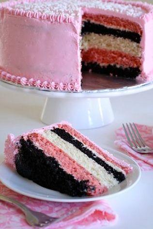 napolitan cake