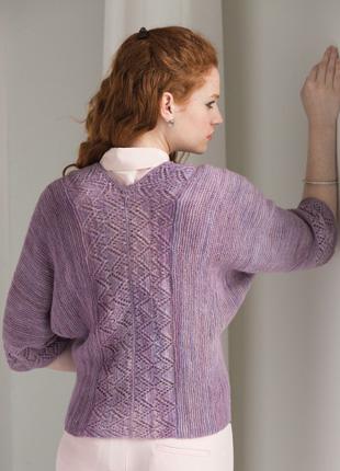 Kimono-style Cardigan - Deborah Helmke