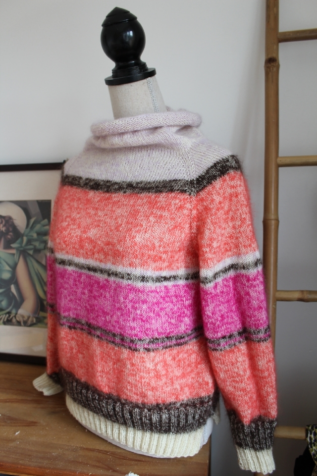 I love it, it fits, it is soft, it is warm, it is everything a great  sweater should be. What else could I say  There were no major hurdles, ... 59254816175